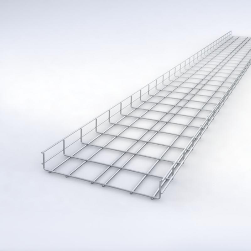 Wire-mesh cable trays G/GI